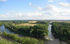 Vltava/Elbe confluence
