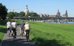 Aproaching Dresden