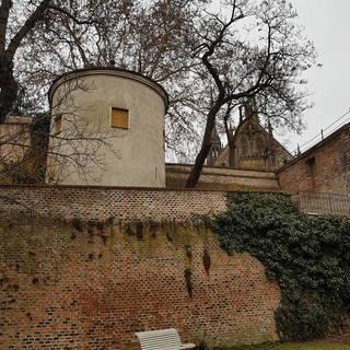 Špilberg fortifications
