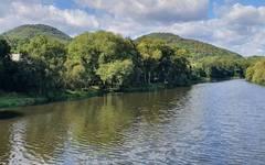 Ohře river near Karlovy Vary