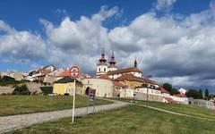 Kadaň city centre