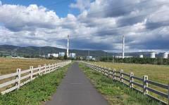 Near the Prunéřov powerplant