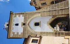 Žatec city gate