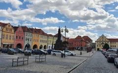 Žatec old town