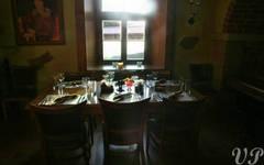 Dinner in Telč