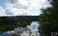 Vranov lake
