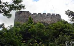 Cornštejn castle ruin