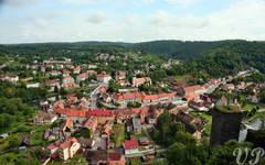 Vranov town views