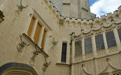Hluboká chateau