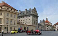 Sternberk and Schwarzenberg palace