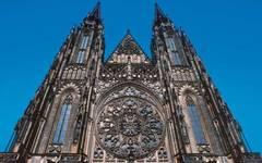 Vyšehrad church